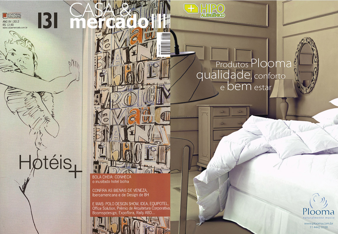 Revista Casa e Mercado Out 2012