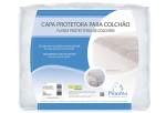 PROTECTIVE COVER FOR MATTRESSES SILVER - Slip Impermeável
